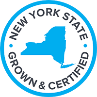 New York Grown and Certified logo